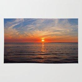 Sozzled Sunset Rug