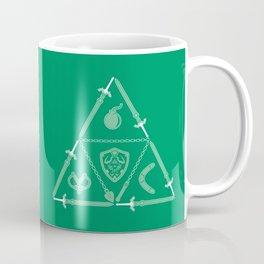 Weapon Triforce Coffee Mug