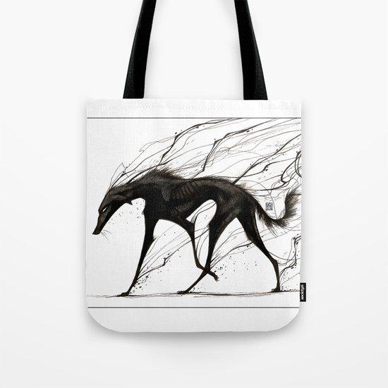 Raising Shadows Tote Bag