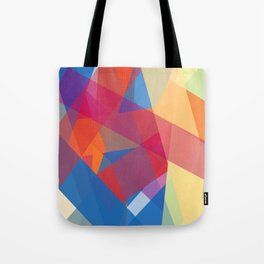 rectangles 2 Tote Bag