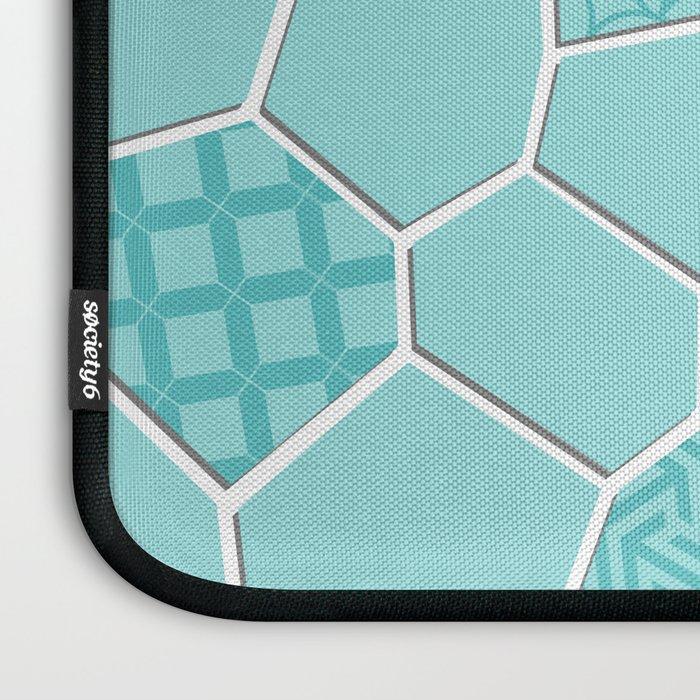 Trencadis Barcelona - Limpet Shell Laptop Sleeve