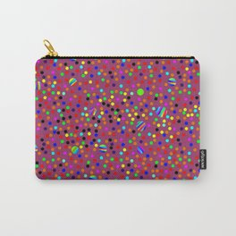 Colorful Rain 13 Carry-All Pouch
