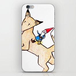 David the Gnome iPhone Skin