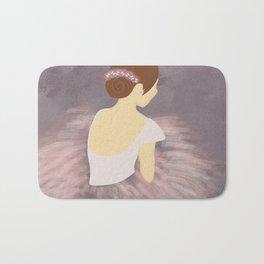 Ballerina Dancer 2 Bath Mat