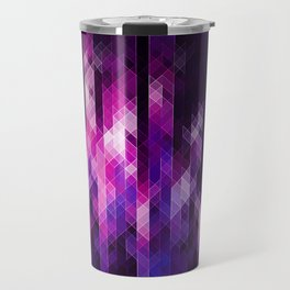 Pastel Pixels Travel Mug