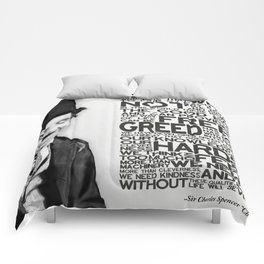 The Mute Dictator Comforters