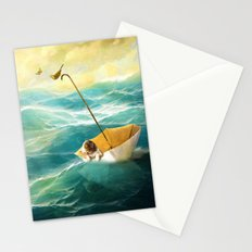 Drifting Away Stationery Cards