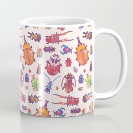 Beetle - pastel Coffee Mug