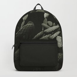 black cactus, or not Backpack