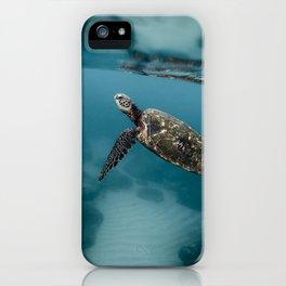 Take a peek iPhone Case