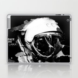 Space Dog Laptop & iPad Skin