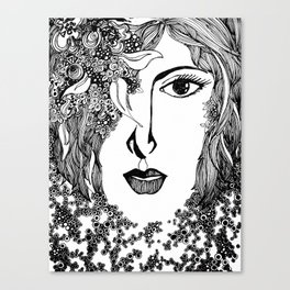 La Nina | Limited Edition of 50 Prints Canvas Print