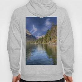St Mary's Lake - Glacier National Park, Montana Hoody