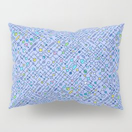 Electronic circuit Pillow Sham