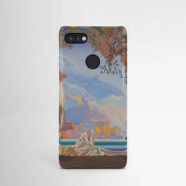 After Maxfield Parrish Android Case