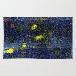 pattern | fireflies Rug