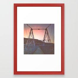 The Other Side 4 Framed Art Print
