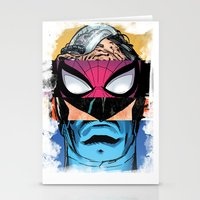 comic book Stationery Cards featuring Comic by Molnár Roland