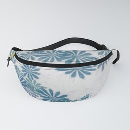 Blue torquise Fanny Pack