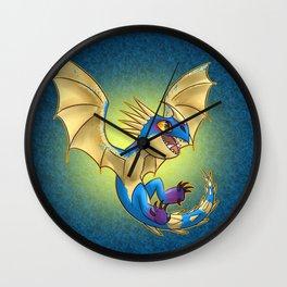 How To Train You Dragon 2- Stormfly Wall Clock