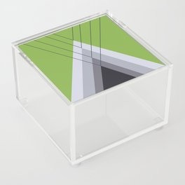 Iglu Greenery Acrylic Box
