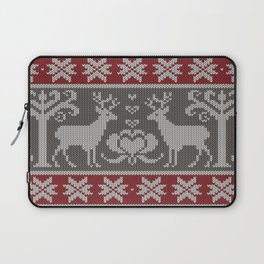 Ugly knitted Sweater Laptop Sleeve