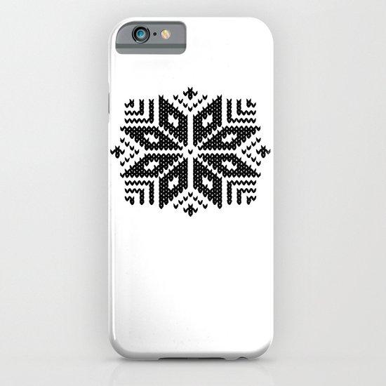 knit flake iPhone & iPod Case