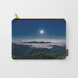Moonlight Sonata Mountainous Clouds Photographic Carry-All Pouch