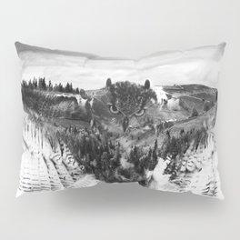 Owl Mid Flight Pillow Sham