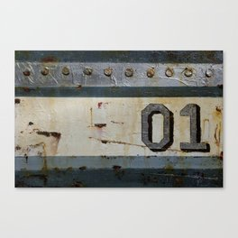 Ship 01 Canvas Print
