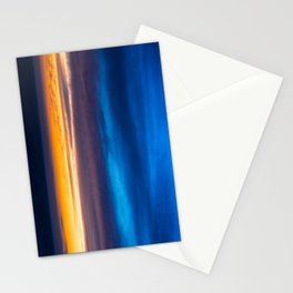 Deep Transition Stationery Cards