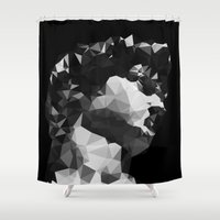 renaissance Shower Curtains featuring RENAISSANCE 2.0 by THE USUAL DESIGNERS
