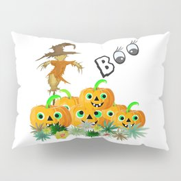 SCARE CROW Pillow Sham