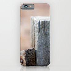 Fence Post III iPhone 6s Slim Case