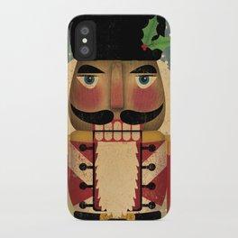Nutcracker iPhone Case