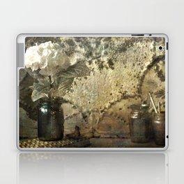 Vintage Mercury Jars Laptop & iPad Skin