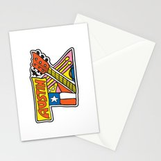 Austin TX Stationery Cards