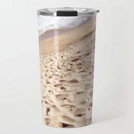 African Dune Beach Travel Mug