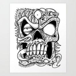 skullverdose Art Print