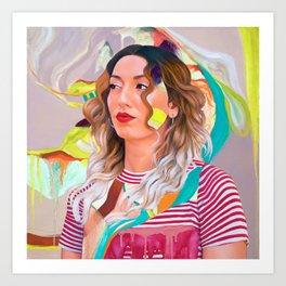 May Art Print