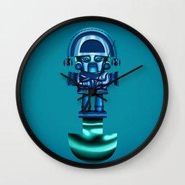 Peruvian tumi Wall Clock