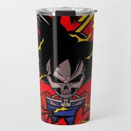 Goku Skull DBZ Travel Mug