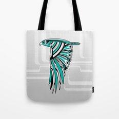 Hawk Deco II Tote Bag
