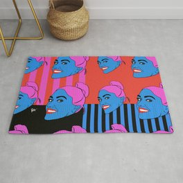 Come together all over the world Part 2 Rug