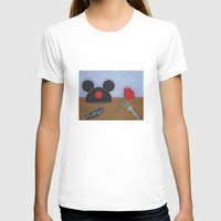 movies T-shirts featuring Disney Movies by Sierra Christy Art