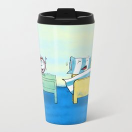 Good morning! Metal Travel Mug