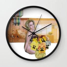 COLLAG Wall Clock
