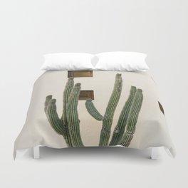 Cabo Cactus IX Duvet Cover