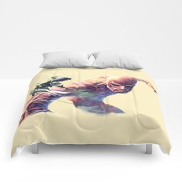 Attack On Titan SHow up Comforters