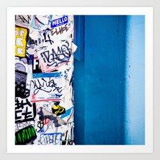 Urban Art Print